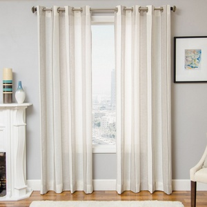 Softline Home Fashions St Helens Drapery Panels in Grey color.
