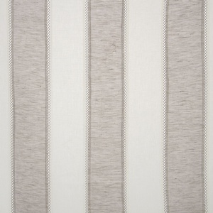 Softline Home Fashions St Helens Drapery Panels Swatch in Grey color.
