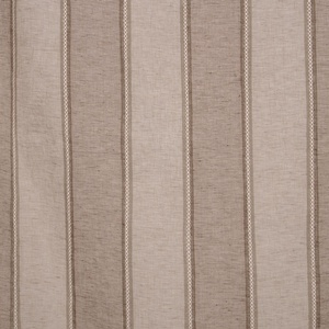 Softline Home Fashions St Helens Drapery Panels Swatch in Chocolate color.