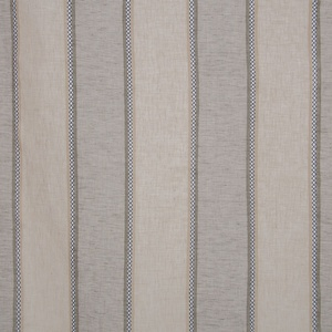 Softline Home Fashions St Helens Drapery Panels Swatch in Linen color.