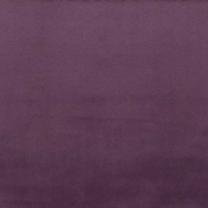 Softline Home Fashions Terni Solid Drapery Panels Swatch in Plum color.