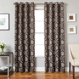 Softline Home Fashions Trento Drapery Panels & Decorative Pillows contemporary design will improve the surroundings of any room.