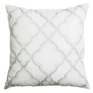 Softline Home Fashions Zermatt Decorative Pillow in Spa color.