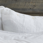 Tradition Linens Whitney Coverlet & Shams