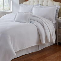 Traditions Linens Bedding Blair Coverlet