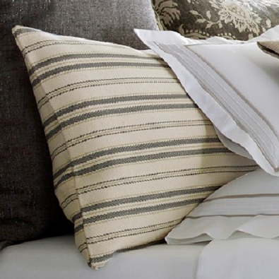 Traditions Linens Bedding Brogan Stripe Pillowcases