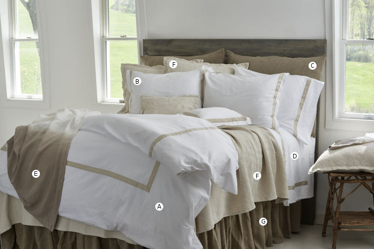 Traditions Linens Charlie Bedding Collection