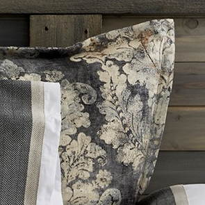 Traditions Linens Bedding Firenza Flanged Sham