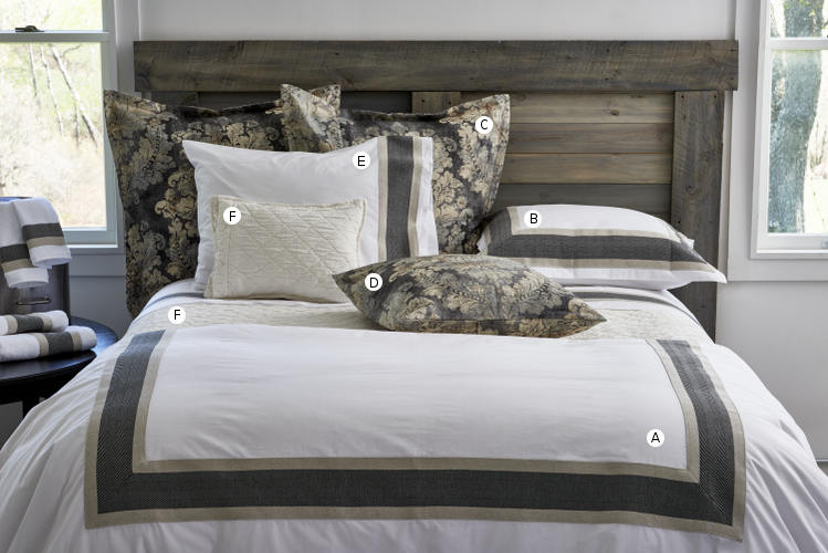Traditions Linens City House Bedding Collection