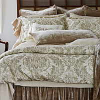 Traditions Linens Bedding Downton Collection Swatch
