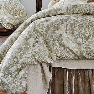 Traditions Linens Bedding Downton Duvet Cover