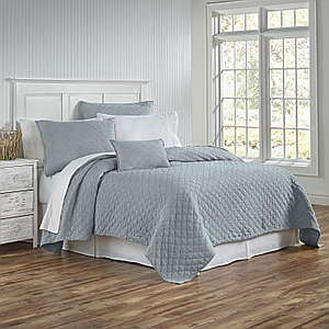 TL at home Bedding Louisa Coverlet & Shams