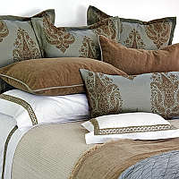 Traditions Linens Bedding Luminaria Collection Swatch
