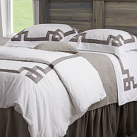 Traditions Linens Bedding Milano Collection Swatch