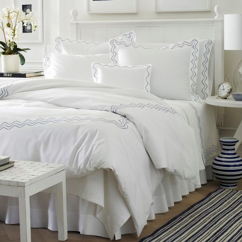 Traditions Linens Bedding Olivia Flat Sheet