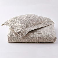 TL at home Palmer Matelasse Coverlet and Shams