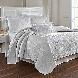 Traditions Linens Suzi Matelasse Coverlet & Shams