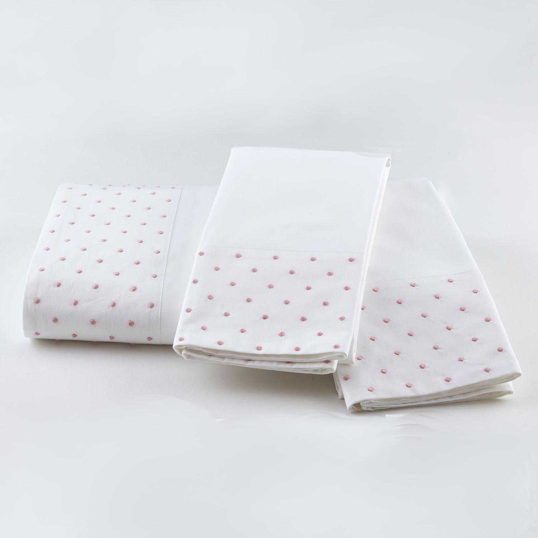 Traditions Linens Bedding Swiss Dot Sheet Set U0026 Duvet