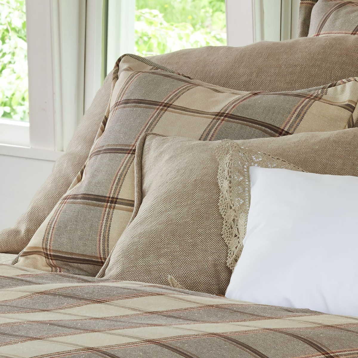 Traditions Linens Bedding Tait Collection