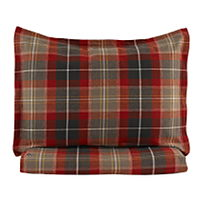 Our Teagan Plaid features a soft brushed finish that is so inviting.