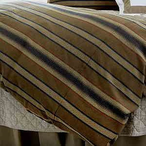 Traditions Linens Bedding Tristan Reverse to Essex Natural Duvet