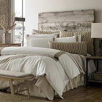 Refined Rustic, Traditions Linens style.