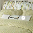 Wildcat Territory Alabaster Suede Decorative Pillow