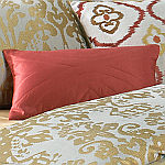 Wildcat Territory Quilted Flamingo Deauville Decorative Pillow