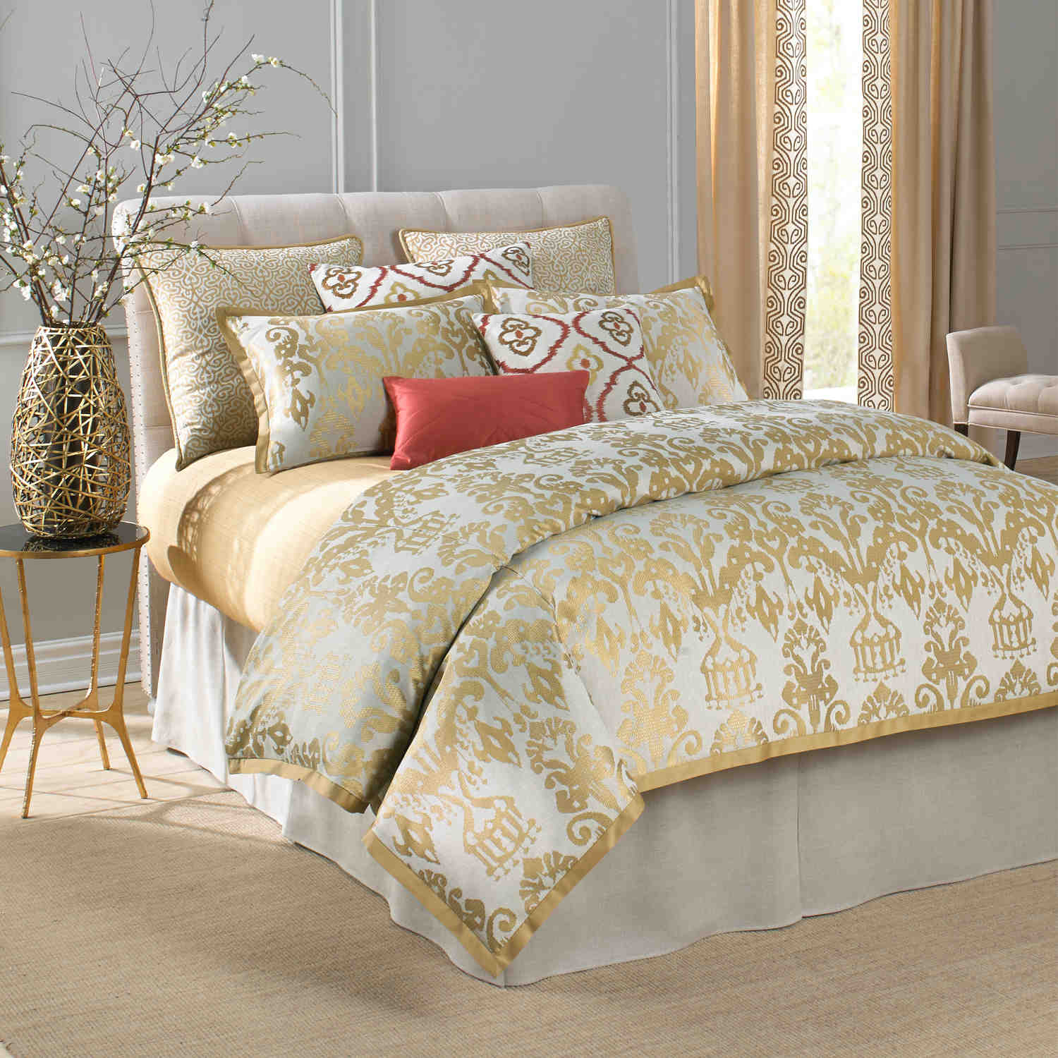 wildcat territory bedding  bedding queen - wildcat territory bedding rani collection