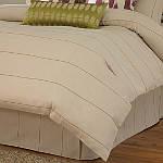 Wildcat Territory Peri Woven Twill w/ Thin Stripes Duvet Cover