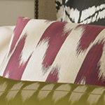 Wildcat Territory Boysenberry Koya Box Decorative Pillow
