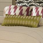 Wildcat Territory Orrissi Diamond Decorative Pillow