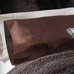 Wildcat Territory Shantung with Minerva Wave Topstitching Pillowcase