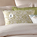 Wildcat Territory Bedding Song Embroidery Decorative Pillow