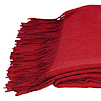 DefiningElegance.com presents Zoeppritz Attitude Throw - 100% Baby Alpaca.