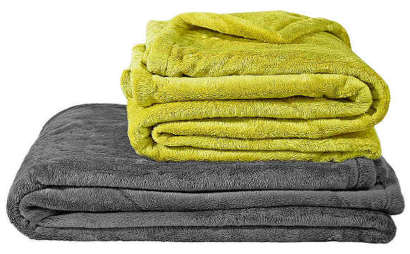 Zoeppritz Microstar are luxurious blankets.