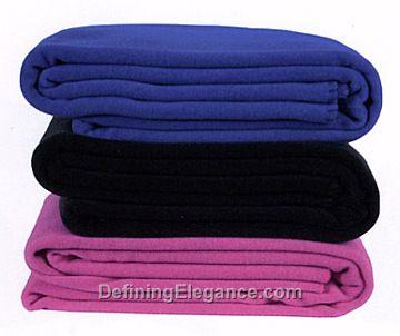 zoeppritz soft fleece throws pillows. Black Bedroom Furniture Sets. Home Design Ideas