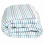 Zoeppritz Tender Skinny is available as throws made with 60% cotton and 40% acrylic fabric.